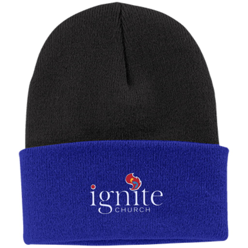 IGNITE church - Knit Cap - Kick Merch - 8