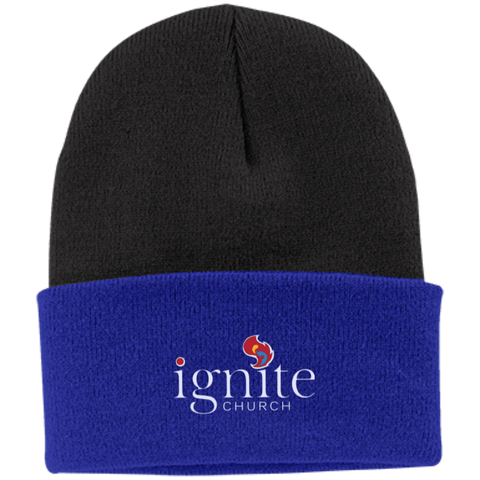 Image of IGNITE church - Knit Cap - Kick Merch - 8