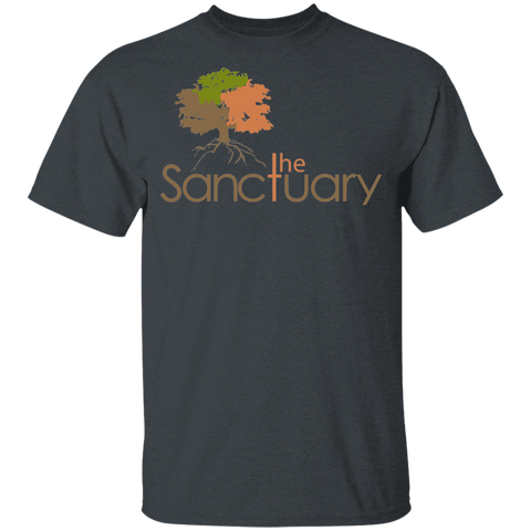 Image of The Sanctuary - Youth Basic T-Shirt