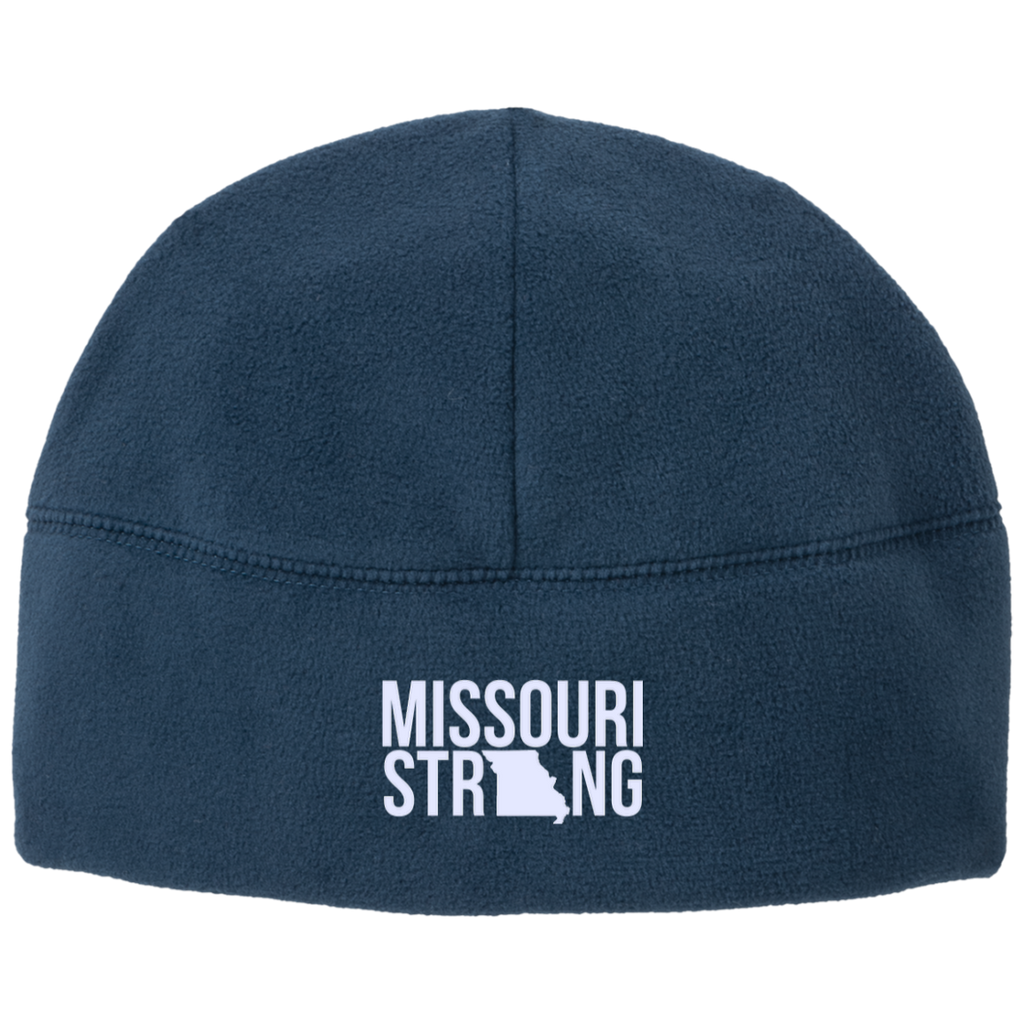 MO Strong - Fleece Beanie - Kick Merch - 6