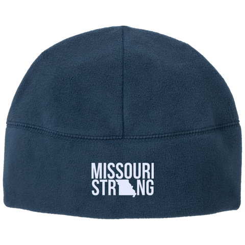 Image of MO Strong - Fleece Beanie - Kick Merch - 6