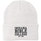 IBC - Clean Text - Knit Cap - Kick Merch - 20