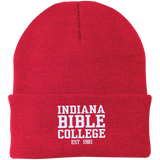IBC - Clean Text - Knit Cap - Kick Merch - 8