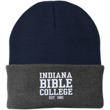 IBC - Clean Text - Knit Cap - Kick Merch - 18