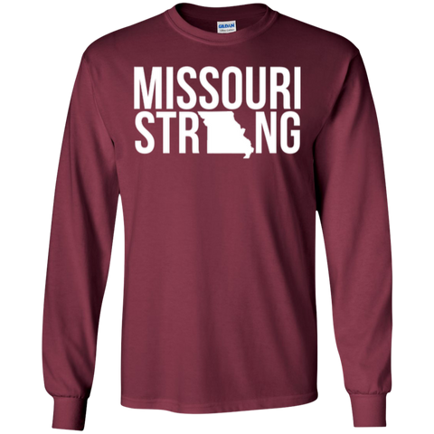 Image of MO Strong - Long Sleeve T shirt - Kick Merch - 5