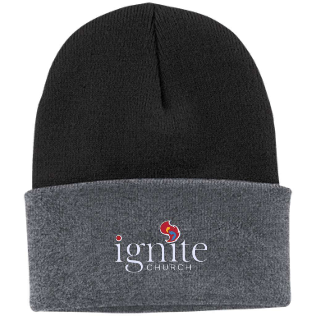 IGNITE church - Knit Cap - Kick Merch - 7