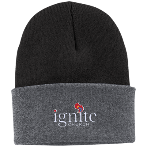 Image of IGNITE church - Knit Cap - Kick Merch - 7