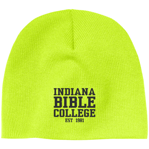 Image of IBC - Clean Text -Beanie - Kick Merch - 8