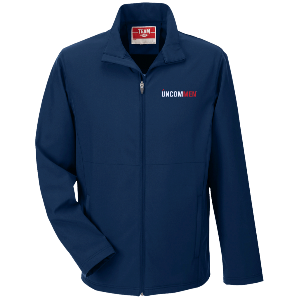 UNCOMMEN Logo - Team 365 Men's Soft Shell Jacket