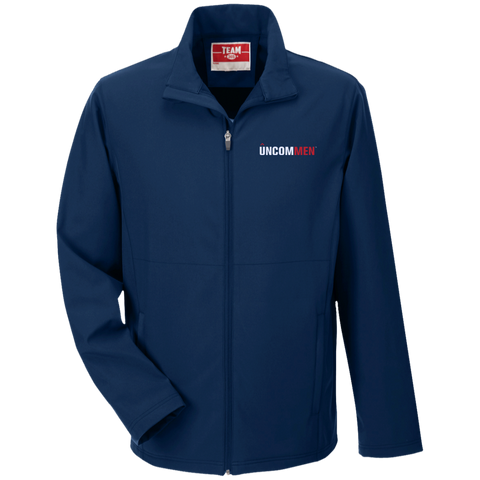 Image of UNCOMMEN Logo - Team 365 Men's Soft Shell Jacket