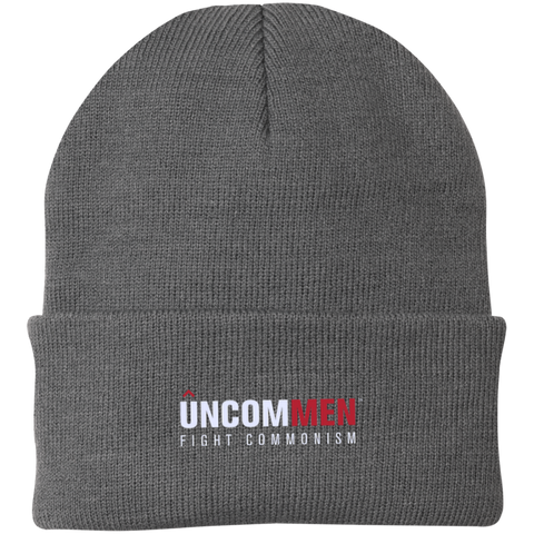 Image of UNCOMMEN Fight Commonism - One Size Fits Most Knit Cap