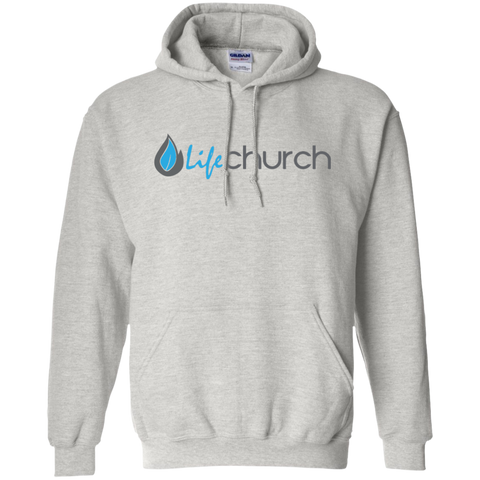 Image of LIFE Church Pullover Hoodie