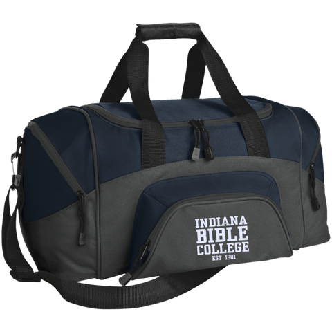 Image of Small Colorblock Sport Duffel Bag - Kick Merch - 8