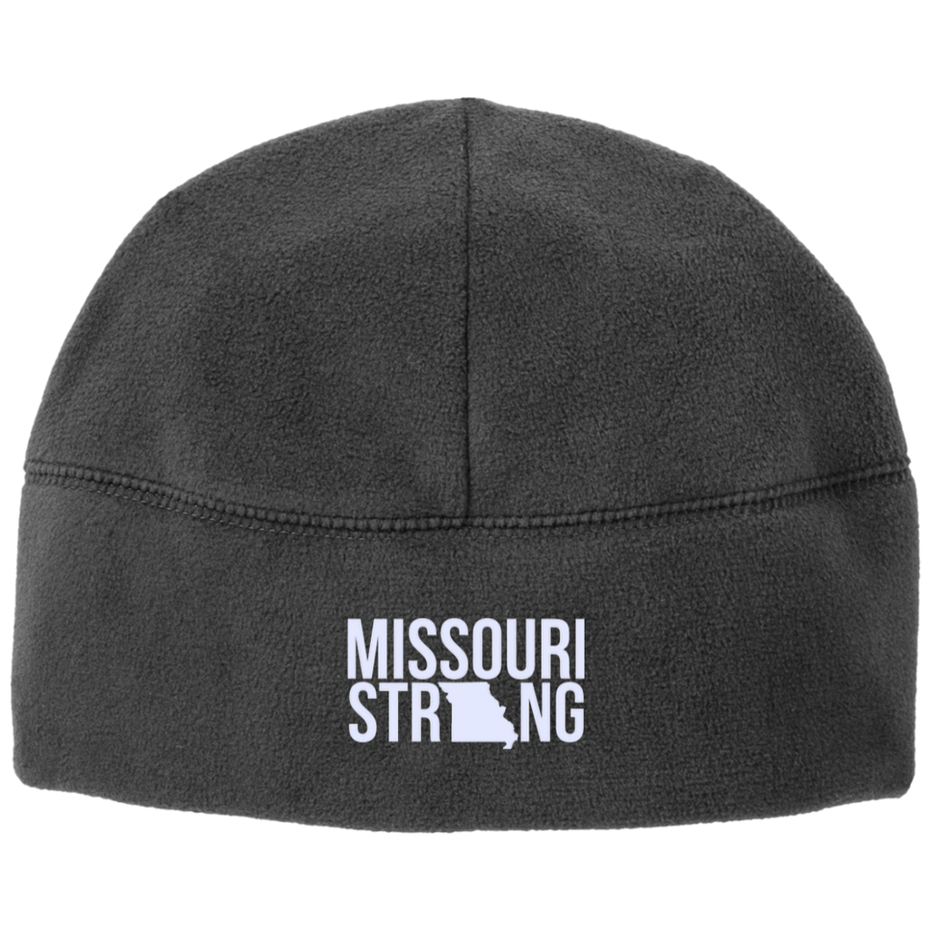 MO Strong - Fleece Beanie - Kick Merch - 2