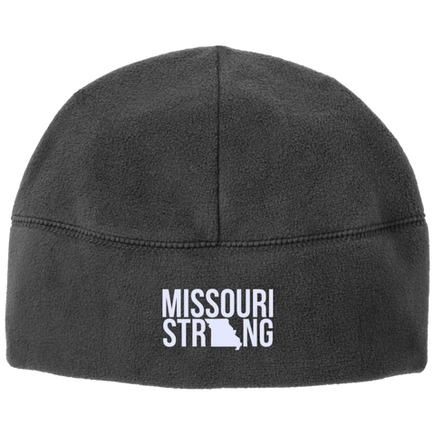 Image of MO Strong - Fleece Beanie - Kick Merch - 2