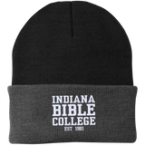 IBC - Clean Text - Knit Cap - Kick Merch - 15