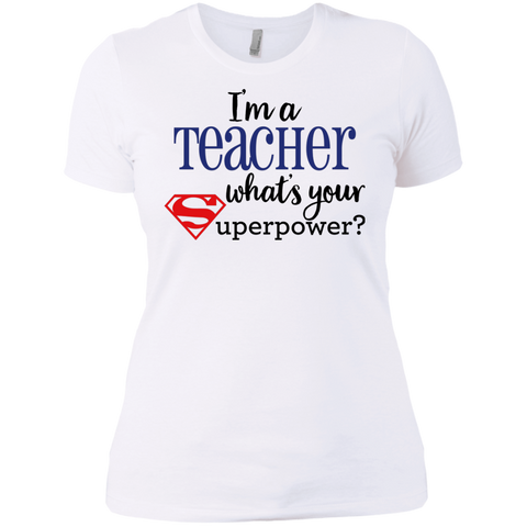 Image of I'm a Teacher What's your Superpower?