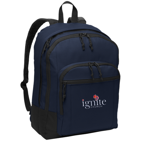 Image of IGNITE church - Backpack - Kick Merch - 3