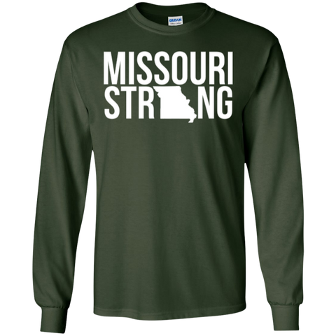 Image of MO Strong - Long Sleeve T shirt - Kick Merch - 4
