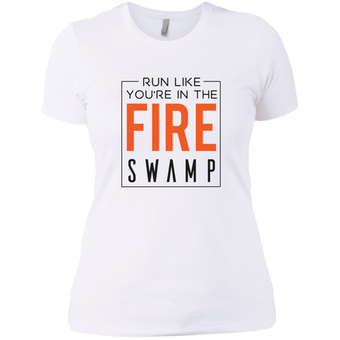 Image of Run Like You're In The Fire Swamp