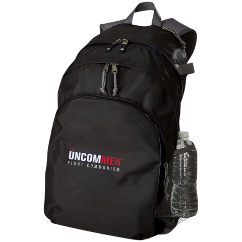 Image of UNCOMMEN Fight Commonism - Laptop Backpack