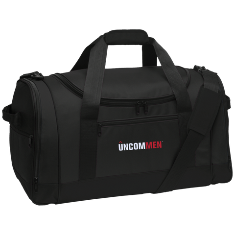 Image of UNCOMMEN Logo - Travel Sports Duffel