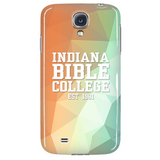IBC Phone Case - Geometrical Design with Clean Text - Kick Merch - 4