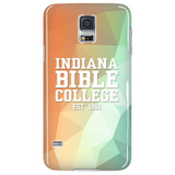 IBC Phone Case - Geometrical Design with Clean Text - Kick Merch - 5