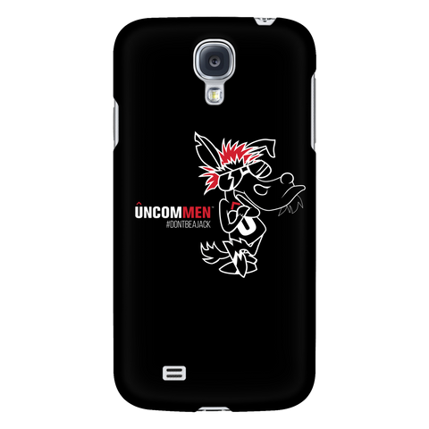 UNCOMMEN Don't Be A Jack - Phone Cover - Kick Merch - 1