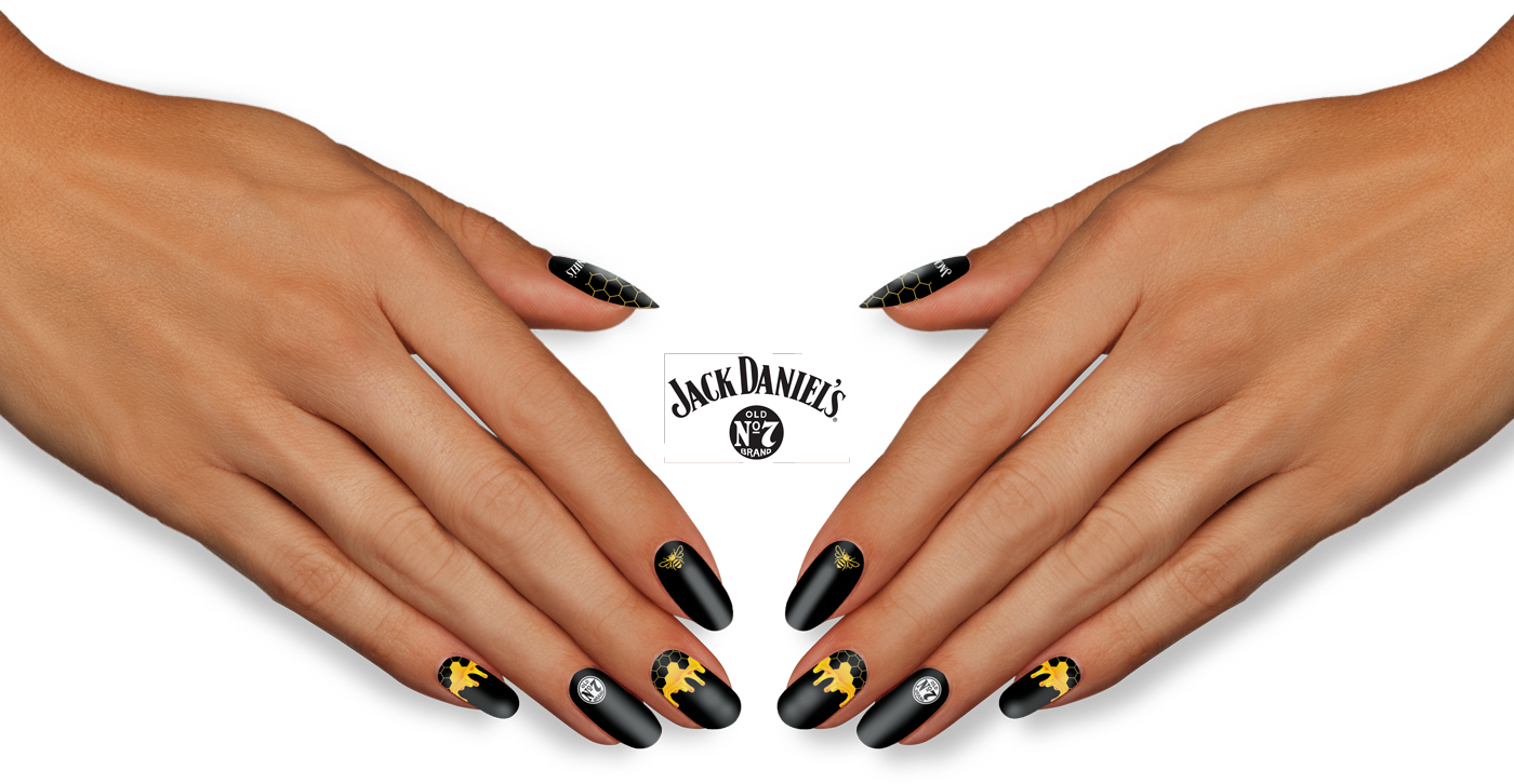 Distributors - Custom, wearable beauty promo nail art for your clients.