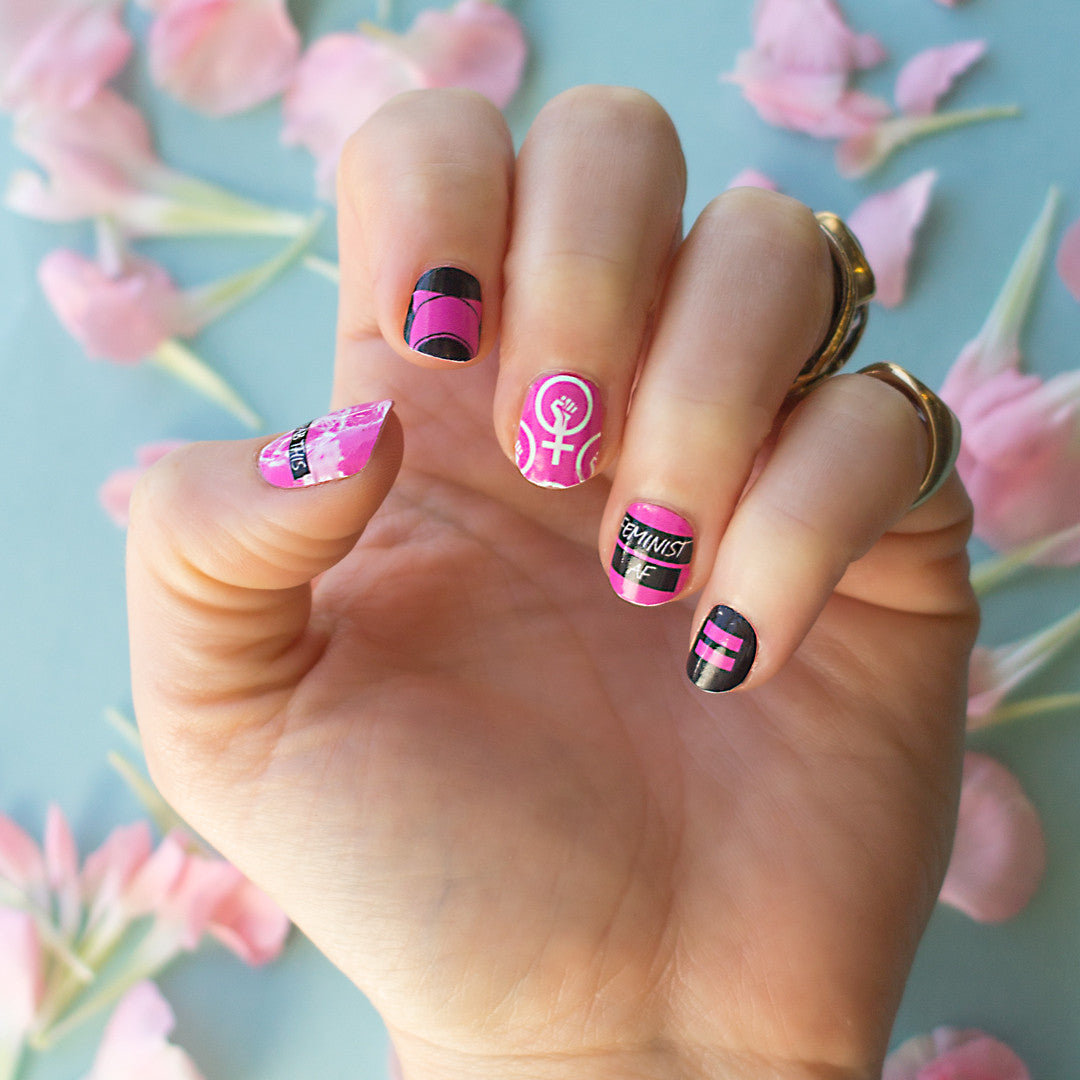 This Kittys Got Claws Cause Claws Nail Art By Nailsnaps