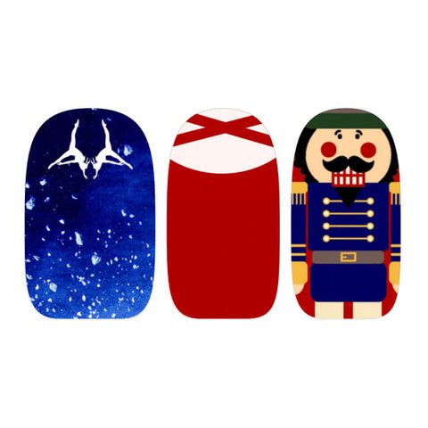 Nutcracker Nails