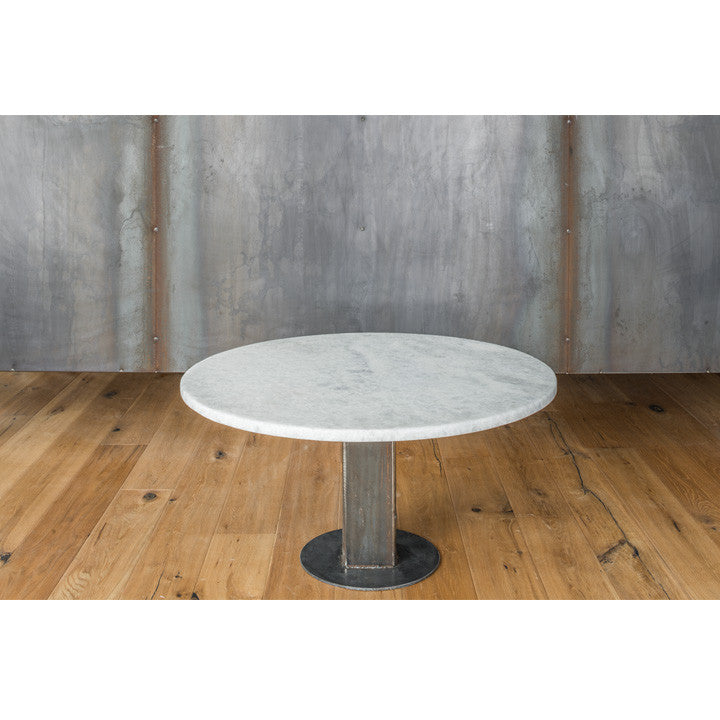 44A stone coffee table