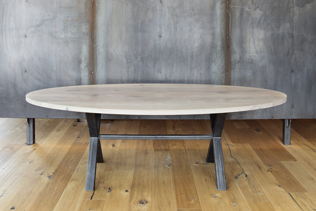 44A Oval table