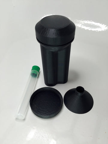 Image of PAX 2 / PAX 3, Travel Hard Case w/Doob Tube, SMELL PROOF, Screw-Top