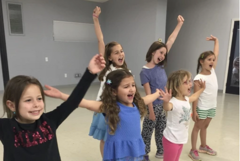 Jr Musical Theatre (grades 1-2)