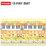 Dwinguler Sensory Playmat - Music Parade - Large