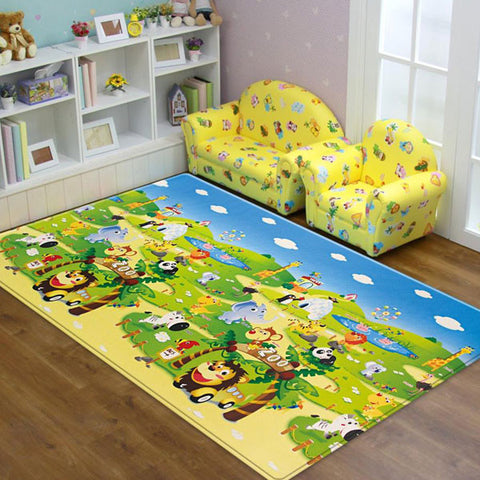 Dwinguler Playmat - Zoo - Medium