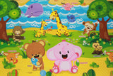 Baby Care Playmat - Pingko & Friends - Medium