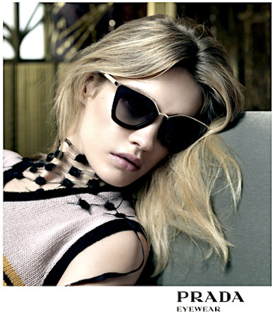 e98447594b82 These beautifully designed Prada Sunglasses elegantly display the PRADA  name etched into each temple. Sophisticated elegance and timeless design  make these ...