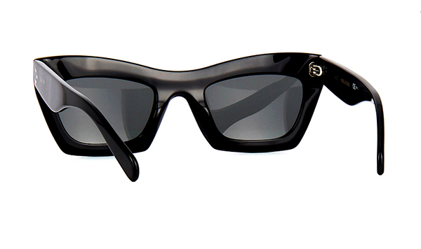 CÉLINE CL 41399 807 - BLACK with GRAY GRADIENT LENS -  - Sunglasses - Sunglass Trend - 6