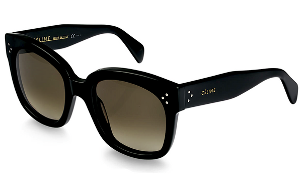 3fb6fb40b7a CELINE NEW AUDREY CL 41805 - - Sunglasses - Sunglass Trend - 1