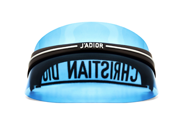 Dior Club 1 Visor | Blue