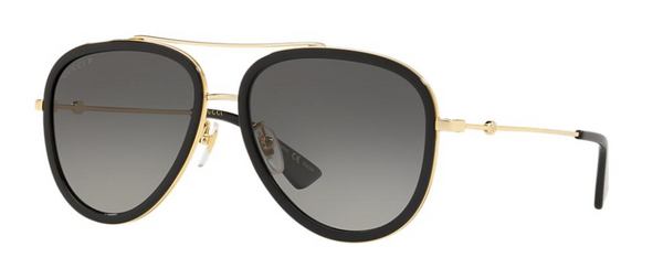 large gucci aviator sunglasses