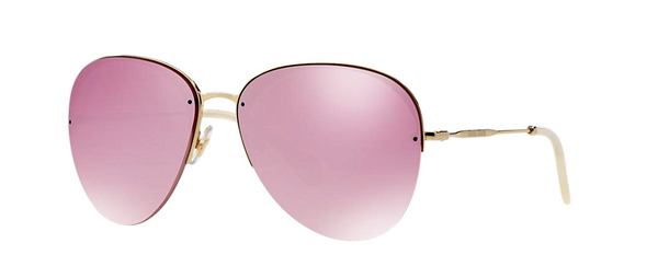 MIU MIU 53PS PINK MIRRORED LENSES -  - Sunglasses - Sunglass Trend - 1