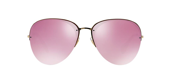 MIU MIU 53PS PINK MIRRORED LENSES -  - Sunglasses - Sunglass Trend - 2