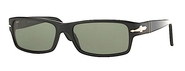 PERSOL PO 2747 S POLARIZED - Black - Sunglasses - Sunglass Trend - 1