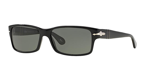 PERSOL PO 2803 S POLARIZED - Black - Sunglasses - Sunglass Trend - 1