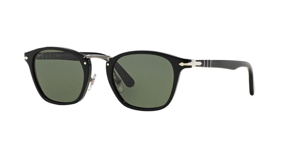 PERSOL PO 3110 S POLARIZED - Black - Sunglasses - Sunglass Trend - 1