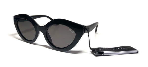 Quay Australia Black Goodnight Kiss Sunglasses